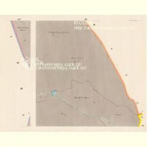 Reizenhain - c5957-2-005 - Kaiserpflichtexemplar der Landkarten des stabilen Katasters