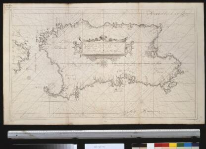 Nouvelle carte de l'isle de Sardaine