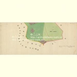 Lunderburg - m0243-1-033 - Kaiserpflichtexemplar der Landkarten des stabilen Katasters
