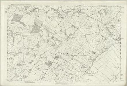 Wiltshire XX - OS Six-Inch Map