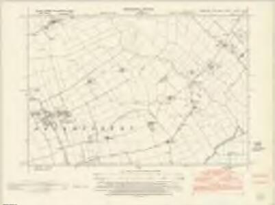 Yorkshire CCXXIII.NW - OS Six-Inch Map