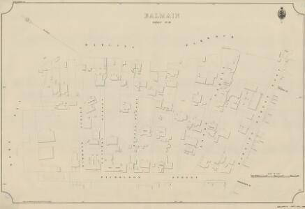 Balmain, Sheet 20, 1888