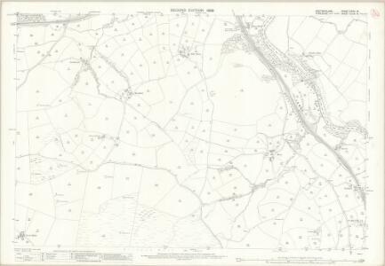 Westmorland XXXIV.16 (includes: Firbank; Grayrigg; Lambrigg; Sedbergh) - 25 Inch Map
