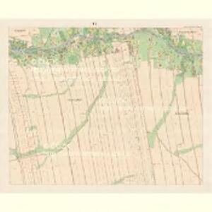 Gr. Olbersdorf (Obrechcice Welka) - m3317-1-004 - Kaiserpflichtexemplar der Landkarten des stabilen Katasters