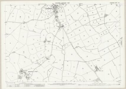Shropshire XX.4 (includes: Baschurch; Cockshutt; Loppington; Petton) - 25 Inch Map