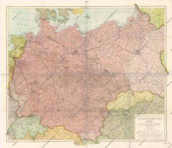 Velkoněmecká říše, Protektorát Čechy a Morava, Gen.- Guvernement, Slovensko a Švýcarsko