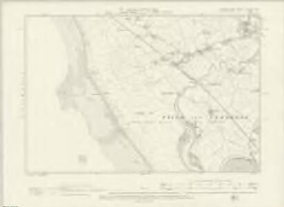 Cumberland LXXXII.NW - OS Six-Inch Map