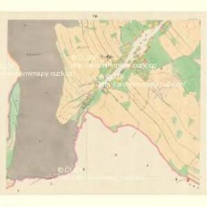 Dohle (Dalow) - m0412-1-007 - Kaiserpflichtexemplar der Landkarten des stabilen Katasters