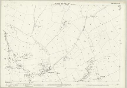Essex (1st Ed/Rev 1862-96) XXIV.9 (includes: Great Dunmow) - 25 Inch Map