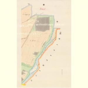 Teinitz - c8145-1-003 - Kaiserpflichtexemplar der Landkarten des stabilen Katasters