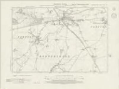 Bedfordshire XXII.SE - OS Six-Inch Map