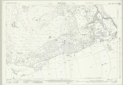 Dorset LVII.1 (includes: Studland) - 25 Inch Map