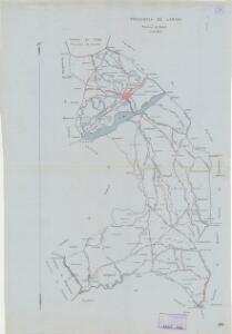 Mapa planimètric de Seròs