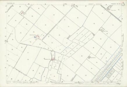 Cambridgeshire XXV.2 (includes: Chatteris; Mepal; Welches Dam; Witcham) - 25 Inch Map