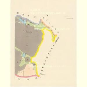 Grossbernharz - c0092-1-004 - Kaiserpflichtexemplar der Landkarten des stabilen Katasters