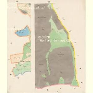 Krenau - c3622-1-006 - Kaiserpflichtexemplar der Landkarten des stabilen Katasters