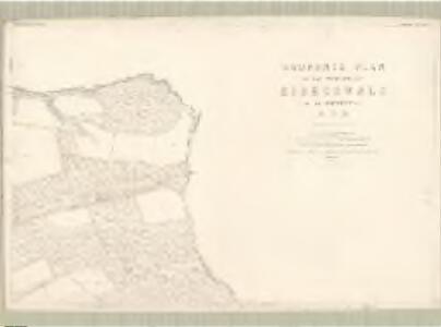 Ayr, XLIV.3 (Kirkoswald) - OS 25 Inch map