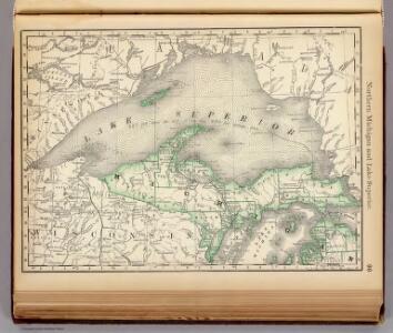 Northern Michigan and Lake Superior.