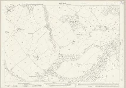 Yorkshire CCLXXXII.6 (includes: Tankersley; Thurgoland; Wortley) - 25 Inch Map