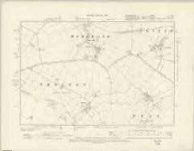 Bedfordshire I.SE - OS Six-Inch Map