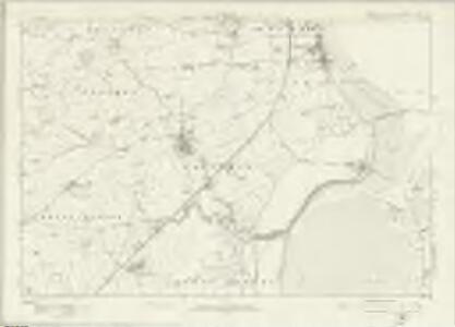 Durham XLV (insert XLVa) - OS Six-Inch Map