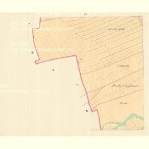 Morawitschan (Morawitschany) - m1854-1-003 - Kaiserpflichtexemplar der Landkarten des stabilen Katasters