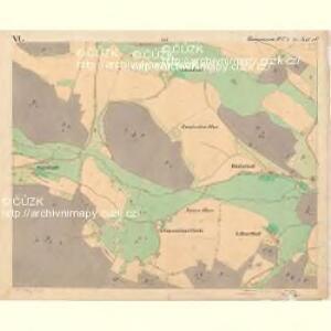 Hammern - c1768-1-006 - Kaiserpflichtexemplar der Landkarten des stabilen Katasters
