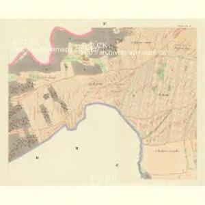 Kozoged (Kozogedi) - c3466-1-004 - Kaiserpflichtexemplar der Landkarten des stabilen Katasters
