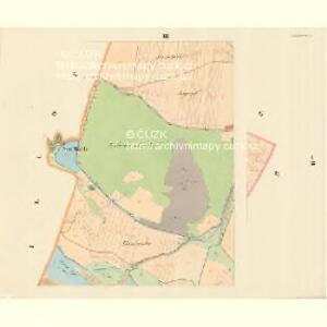 Hustopetsch - m0934-1-003 - Kaiserpflichtexemplar der Landkarten des stabilen Katasters