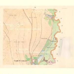 Neustadt (Hunzow) - m3228-1-004 - Kaiserpflichtexemplar der Landkarten des stabilen Katasters
