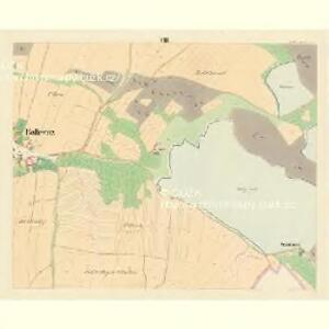Bollewetz (Bolewec) - c0349-1-007 - Kaiserpflichtexemplar der Landkarten des stabilen Katasters