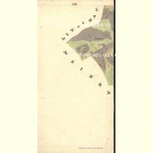 Uhretschlag - c4571-1-006 - Kaiserpflichtexemplar der Landkarten des stabilen Katasters