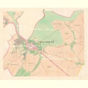 Unter Augezd - m0537-1-003 - Kaiserpflichtexemplar der Landkarten des stabilen Katasters