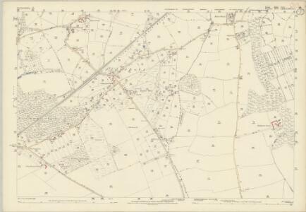 Dorset XVII.5 (includes: Alderholt; Fordingbridge) - 25 Inch Map