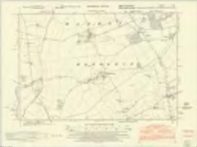 Huntingdonshire V.SW - OS Six-Inch Map