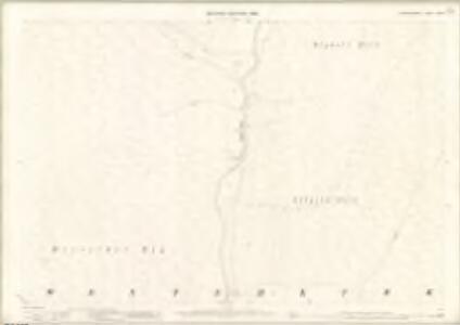 Dumfriesshire, Sheet  035.04 - 25 Inch Map