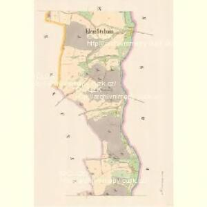 Klein Stiebnitz (Mala Stjbnice) - c9236-3-007 - Kaiserpflichtexemplar der Landkarten des stabilen Katasters