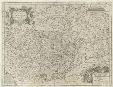 Dvcato del Monferrato Con parte del Piemonte