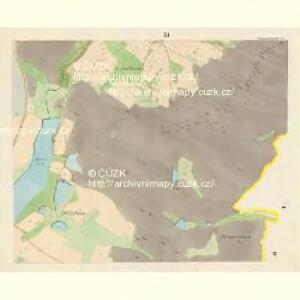 Kardaschrzetschitz - c3049-1-010 - Kaiserpflichtexemplar der Landkarten des stabilen Katasters