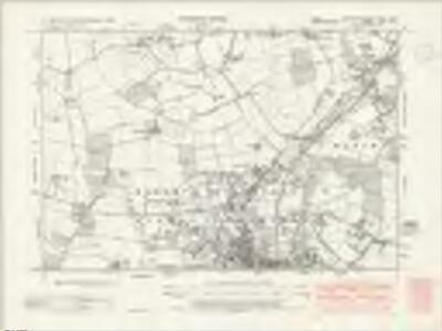 Essex nXXXII.NW - OS Six-Inch Map
