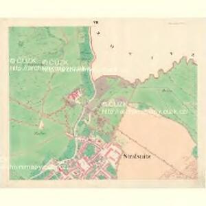 Strassnitz - m2902-1-007 - Kaiserpflichtexemplar der Landkarten des stabilen Katasters