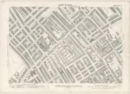 London X.19 - OS London Town Plan