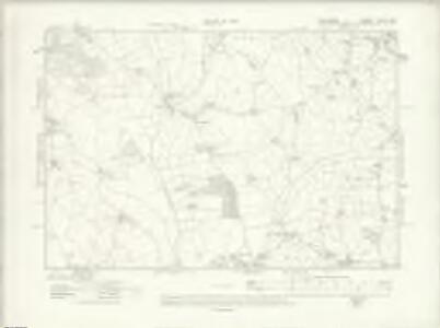 Flintshire XXVII.NW - OS Six-Inch Map