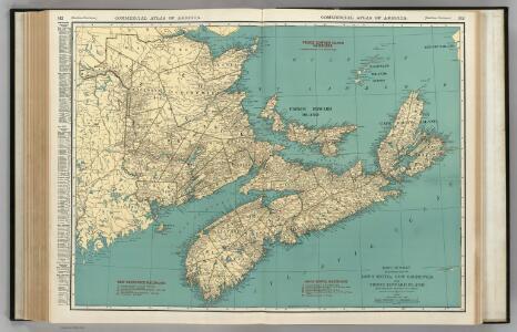 Nova Scotia, New Brunswick, and Prince Edward Island.