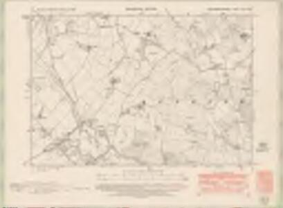 Kirkcudbrightshire Sheet XLIII.SW - OS 6 Inch map