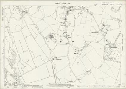 Buckinghamshire XLIX.9 (includes: Uxbridge) - 25 Inch Map