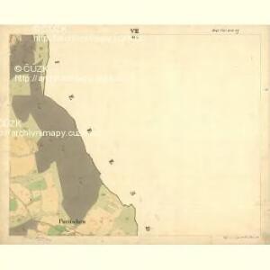 Ziering - c0943-1-007 - Kaiserpflichtexemplar der Landkarten des stabilen Katasters