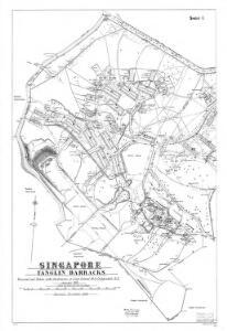 Singapore Tanglin Barracks (Sheet 1)