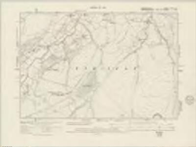 Denbighshire XXX.NE - OS Six-Inch Map