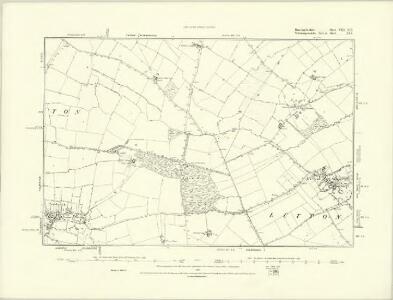 Huntingdonshire VIII.SE - OS Six-Inch Map